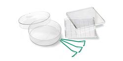 Пластиковая посуда и расходные материалы для микробиологических работ