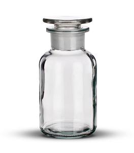 Склянка лабораторная 250 мл с широкой горловиной