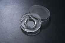 Чашки Петри 60 мм с центр. лункой