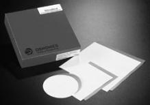 Фильтры 0,1 мкм, диаметром 142 мм, АС, PES, нитроцеллюлоза