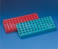 Штатив для микропробирок 0,5 и 1,5 мл двухсторонний