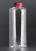Бутыль роллерная 850 см2, стер., вент. кр.