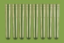 Титр-трубки 1,1 мл, стрипованные по 8 шт.