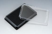 Планшет 384-луночный для ИФА чёрный