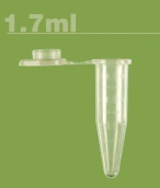 Пробирки микроцентрифужные типа Эппендорф 1,7 мл, нестер.