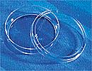Чашки Петри 150x25 мм, стер., необр. пов-ть