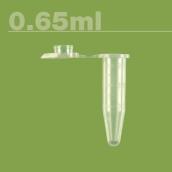 Пробирки микроцентрифужные типа Эппендорф 0,65 мл, нестер.